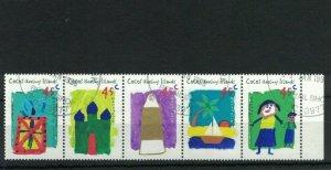 CK124) Cocos Keeling Islands 1998 Festive Season CTO/Used