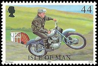 Isle of Man - 760 - MNH - SCV-1.60