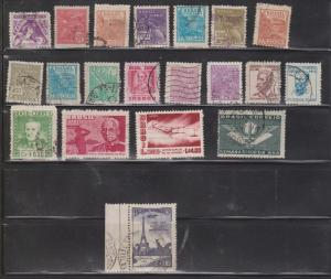 BRAZIL Lot Of Used - Nice Mix Some Minor Faults