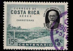 Costa Rica Scott c276 Used  stamp