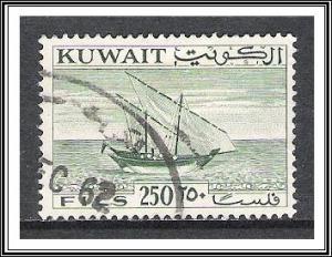 Kuwait #170 Dhow Used