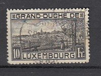 J25807  jlstamps 1923 luxembourg used #152 view perf 11 1/2