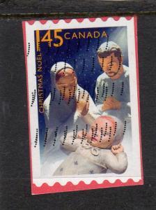 Canada Christmas used