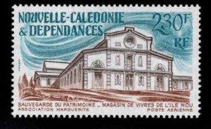 New Caledonia (NCE) Scott C208 MNH** stamp