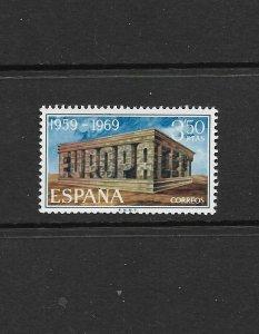 SPAIN - EUROPA 1969 - SCOTT 1567 - MNH