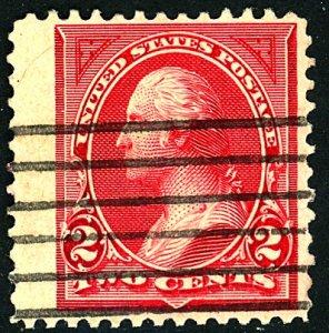 U.S. #249 Used