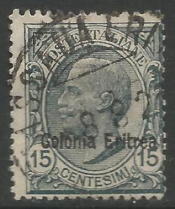 ERITREA 37 VFU 124G
