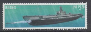 US Sc 3377 MNH. 2000 $3.20 Gato Class Submarine