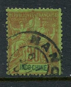 Indo China #12 Used (Box2)