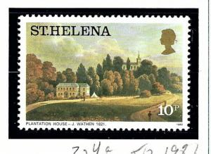 St Helena 304a MNH 1982 issue inscribed 1982