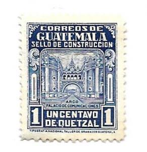 Guatemala 1949 - U - Scott #RA23