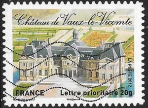 France 4246 Used - ‭‭‭Historic Residences - Château de Vaux-le-Vicomte