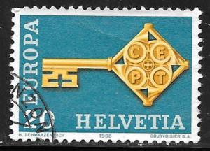 Switzerland Used (12649)