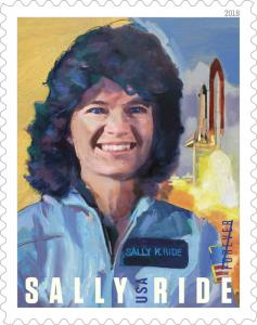 5283 Dr. Sally Ride US Postage Single Mint/nh Free Shipping