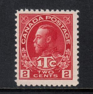 Canada #MR3a Mint Fine - Very Fine Never Hinged