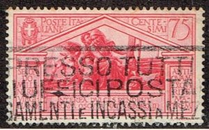 Italy # 253 Used