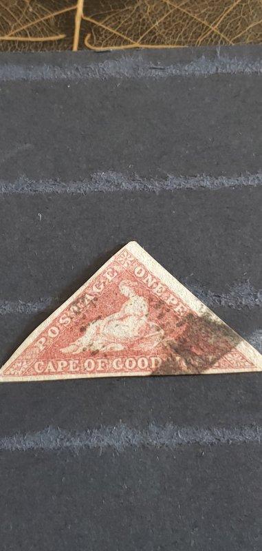 Cape of Good Hope Scott #3a