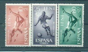Ifni MNH B52-4 Sports 1961