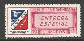 Dominican Republic E6 MOG Z4336