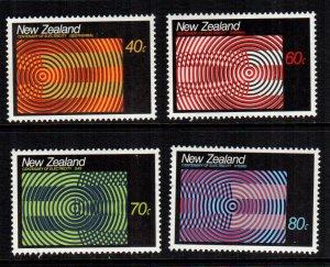 New Zealand  890 - 893  MNH $ 2.75 333