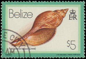 Belize #471-486, Incomplete Set(15), Without High Value, Used CTO
