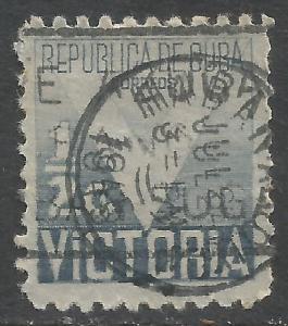 CUBA RA6 VFU S743-7