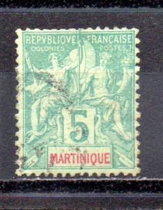Martinique 36 used