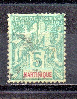 Martinique 36 used