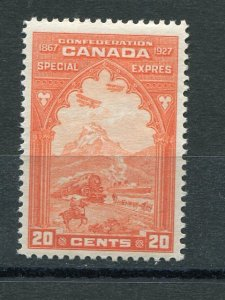Canada #E3   Mint NH   VF- Lakeshore Philatelics