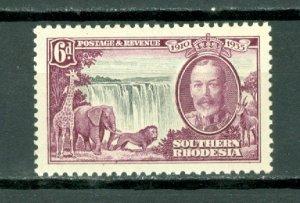 SOUTHERN RHODESIA  GEO V #36...MNH...$16.00