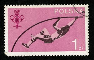 Sports, Olympic Games 1Zl (TS-618)