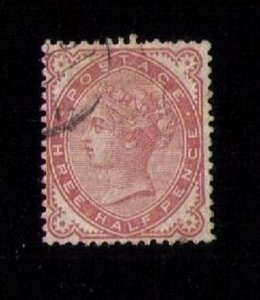 SG 167 Great Britain Used F-VF