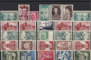 france mint never hinged stamps ref r11018