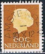 Netherlands 355, 60c Queen Juliana, used, VF