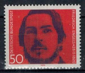 Germany - Bund - Scott 1051 MNH