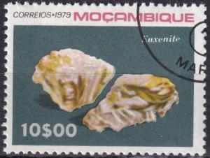 Mozambique #652 F-VF Used  (SU7374)