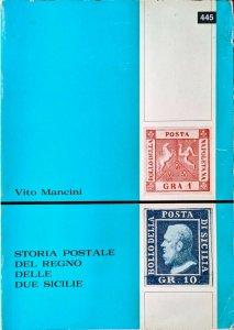 STORIA POSTALE DEL REGNO DELLE DUE SICILIE Italia Sicily Postal History Italy