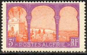 Algeria # 664, Mint Never Hinge. CV $ 8.00