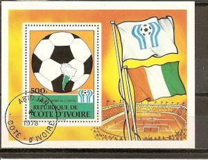 Ivory Coast 471 CTO .