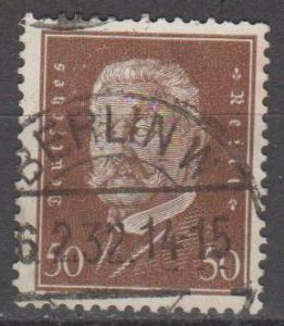 Germany #381 F-VF Used CV $3.00  (B13022)
