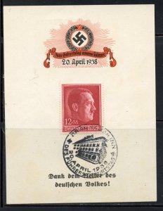 Germany # B118, Used on Card.  (60) (1)