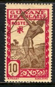 French Guiana 1929: Sc. # 114; **/MNH Single Stamp