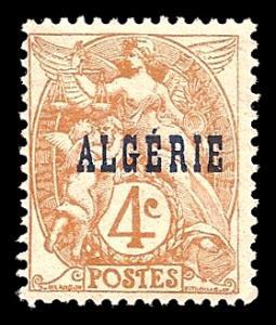 Algeria 4 Unused (MH)