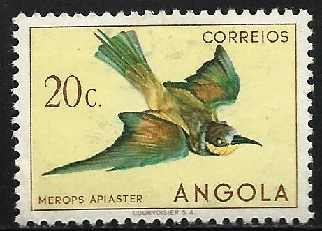 Angola 1951 Scott# 336 Mint Hinged