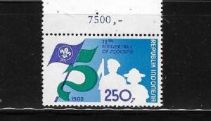 Indonesia 1983 Scouting year Sc 1185 MNH A753