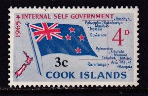 Cook Islands (1965) #160 MNH