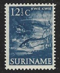 Suriname #259 Mint Lightly Hinged Single Stamp