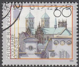 Germany #1770 F-VF Used (SU3135)