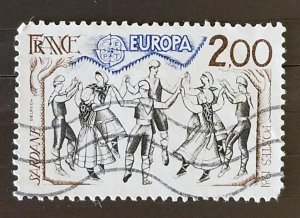 France #1738 Used