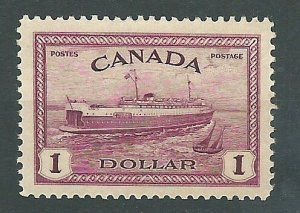 C  #273   Mint NH VF  1946  PD